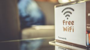 Provide free WiFi in your clinic