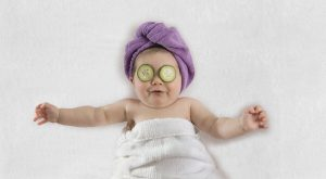 At what age should facial treatments begin?