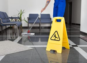 Keep your clinic clean